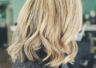 Blonde: light & bright highlights